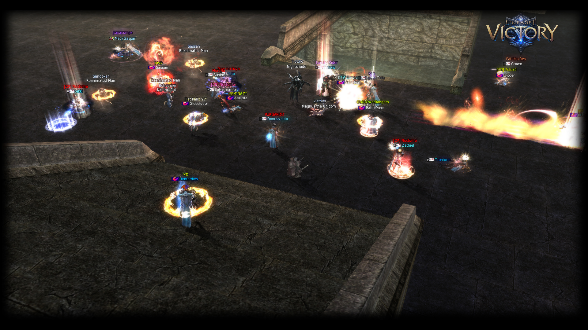 Lineage 2 Victory